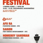More Hip Hop @ München Festival 2012 (Line-Up, Tickets & More)