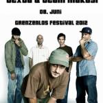 Texta & Team Makasi @Grenzenlos Festival – 08.06.2012 (Verlosung, Infos, Tickets)
