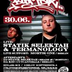 Termanology & Statik Selektah live in München (30.06.12 // Infos & Verlosung)