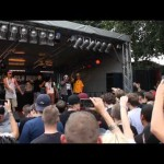 Daily Rap auf der Graffitibox Summerjam 2012