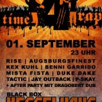 TIME 4 RAP – 01.09. – KESSELHAUS (Black Box)