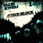 Talib Kweli & Z-Trip – Attack The Block (Free Download Mixtape)