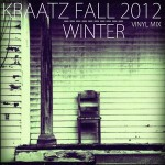 Kraatz Vinyl Mix – Fall / Winter 2012 (Free Stream & Download)