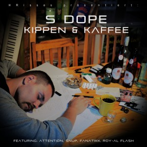 S Dope - Kippen & Kaffe EP front cover