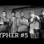splash! Mag Cypher #5 [Megaloh x Chefket x Amewu x Damion Davis x Greeny Tortellini]