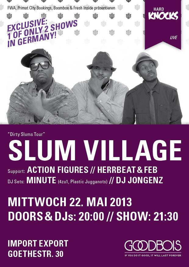 slum village münchen