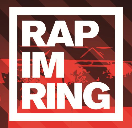 rap im ring logo