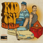 Kid Tsunami – The Chase LP (Features KRS-One, Kool G Rap, Masta Ace, Pharoahe Monch, Bahamadia, ..)