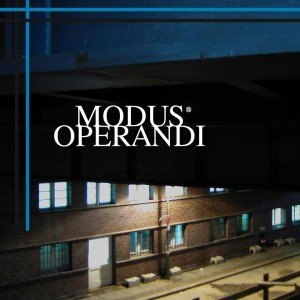 Modus Operandi EP by Mister Jones & Bumblino cover