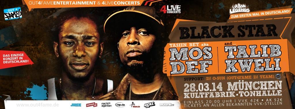 mos def talib kweli black star live münchen 2014