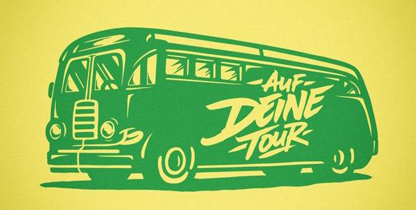 splash busse auf deine tour 2014