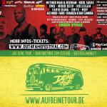 Auf DEINE Tour – Busse zum Out4Fame Festival – 07. & 08.06. in Hünxe/Bottrop