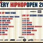 Mixery HipHop Open 2014 // 05. Juli // Stuttgart // Infos, Tickets, Line-up, Timetable