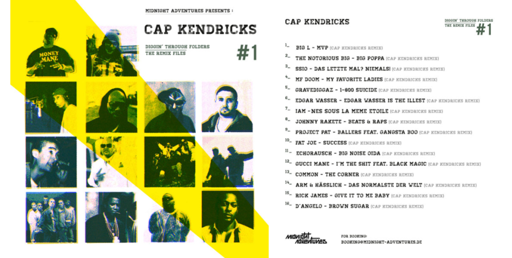 cap kendricks the remix files