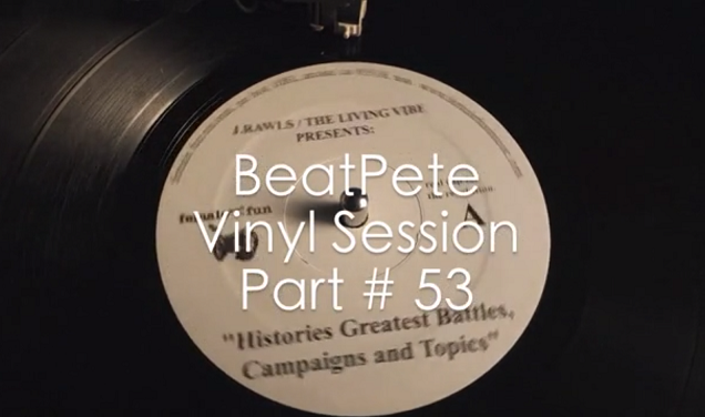 BeatPete - Vinyl Session - Part # 53 - Presented by HHV & Mellow Orange Music