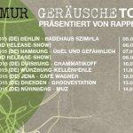 Lemur Live – Geräusche Tour 2015 (Ticketverlosung, Infos, Dates)