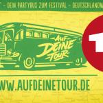 Auf DEINE Tour – Busse zum Splash! Festival #18 // 9. bis 13. Juli 2015 in Ferropolis