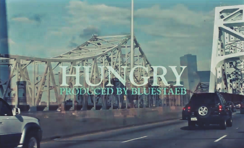 JuJu Rogers - Hungry (prod. by Bluestaeb)