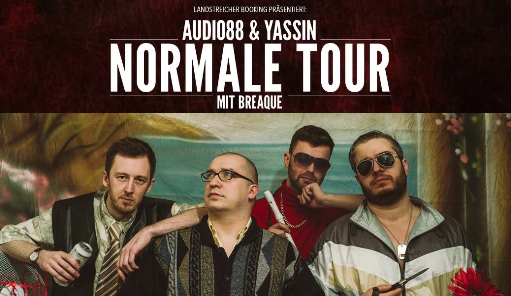 audio88 yassin normale tour