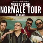 Audio88 & Yassin – NORMALE TOUR 2015 (Tickets für Augsburg zu gewinnen!)