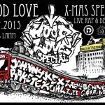 Hood Love X-Mas Special (Live Rap & Disko mit Johnny Rakete, Kex Kuhl, Benni Garrido, Lazy Lu, Grizu, Andi Tablez, BRNZN & TresBien)