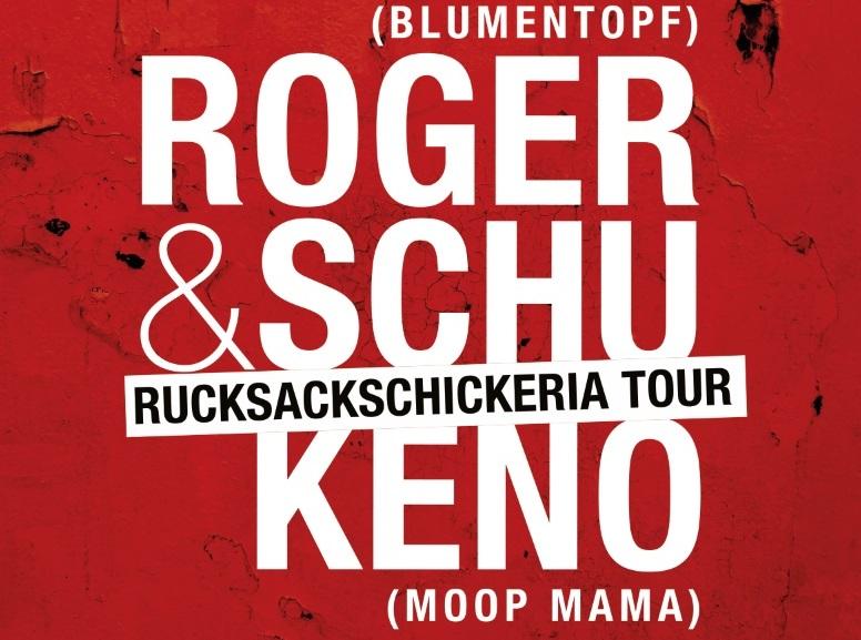 roger schu keno rucksackschikeria tour