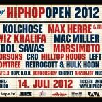 Die HipHop Open 2012! 14. Juli – Stuttgart
