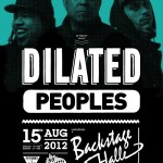 DILATED PEOPLES Live / 15.8.12 Backstage München