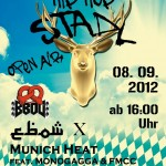 Hip Hop Stadl Open Air 08.09.2012 (Munich Heat, Monogagga & FMCC, Ebow X, BBou, Tobi Wan & DJ Smallatakk)