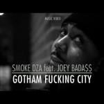 Smoke DZA feat. Joey Bada$$ – Gotham Fucking City (Video & Mixtape Download)