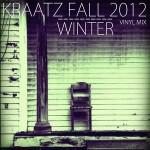 Kraatz Vinyl Mix – Fall / Winter 2012 (Free Stream & Download)