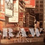 Steezo – RAW TALENT (Instrumental Album)