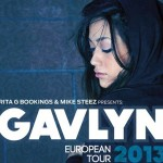 Verlosung! GAVLYN + BLINDSPOT LIVE – 14.03.13 – Augsburg / Ostwerk