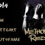 Method Man & Redman LIVE – JUNI 2014 – Berlin, Stuttgart & Out4Fame Festival