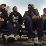 Daily Rap trifft LUX, Cap Kendricks, Phil Harmony & Dj Mic E (Dopeboyz Interview 2014)