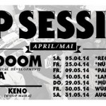 VERLOSUNG! // LOOP SESSIONS x Man of Booom x Maniac x Keno // KANTINE AUGSBURG – 31.05.