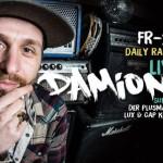 Daily Rap pres. Damion Davis & Der Plusmacher LIVE – 21.11.14 // Augsburg // Support: LUX & Cap Kendricks