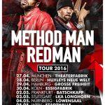 Method Man & Redman Tour 2016 (Live in Deutschland & Wien)
